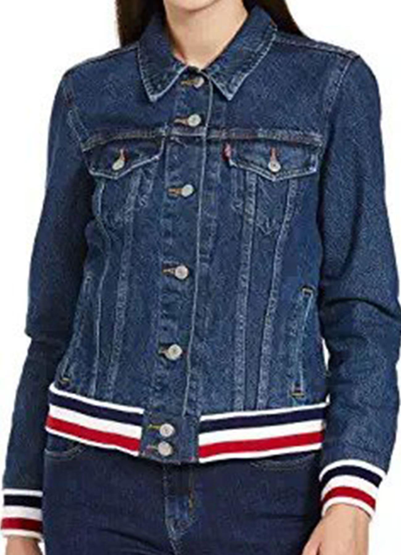 Women's Trucker Denim Jacket