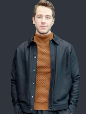 Manifest Josh Dallas Black Stylish Jacket